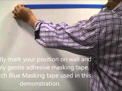 How to apply & remove Command™ Picture Hanging Strips