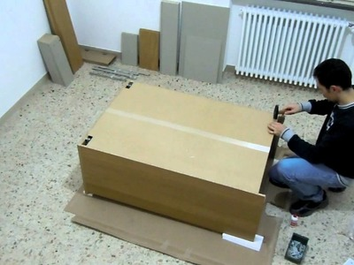 How to Assembly - MALM (6 Drawers) Ikea