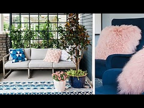 How to Decorate With Millennial Pink - HGTV