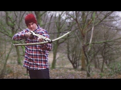 How To Make A Survival Crossbow