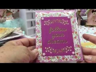 Simple cards: USING my paper pads, stickers, embellishments, etc, etc, etc. .