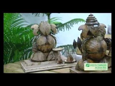 The Making of the Harith Tharang Special Vinayagar
