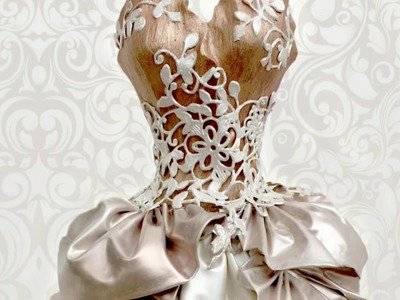 TUTORIAL: How to make Edible Fabric Draping