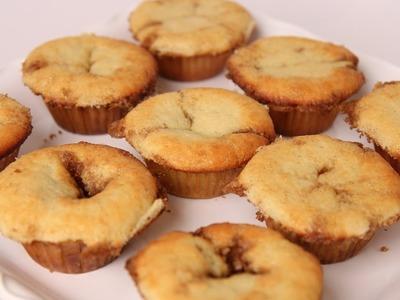 Vanilla Yogurt Muffins Recipe - Laura Vitale - Laura in the Kitchen Episode 458