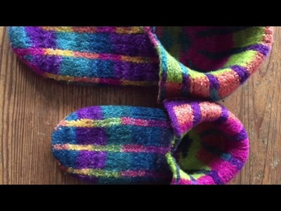 Alternative Rotation Purls in Flat and Round Knitting