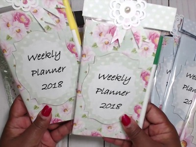 {BEST OF | FAVORITES} CRAFT FAIR SERIES | TUTORIAL | EPISODE #9 | WEEKLY PLANNER
