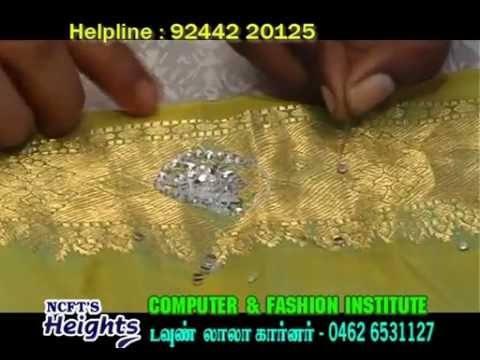 Blouse Embroidery In Tamil Embroidery Stitches By Hand My Crafts And DIY Projects