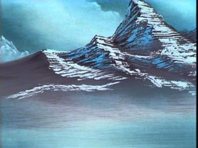 Bob Ross - Mountain Exhibition (Season 13 Episode 8)