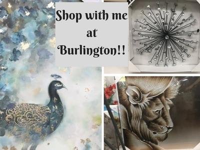 BURLINGTON SHOP WITH ME! SEPTEMBER 26, 2017 ????????????