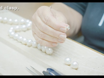 How it Works: Pearl Stringing