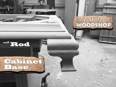 Making a Cabinet Base
