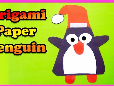 Making Penguin How To Make An Origami Easy Step By
