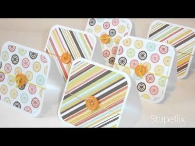 My Little Mini Cards, handmade cards on etsy