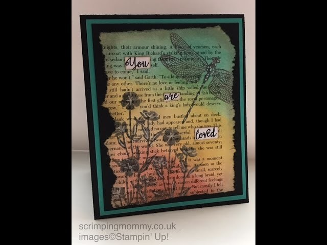 New series ! Mix it up Monday Stampin' Up! products