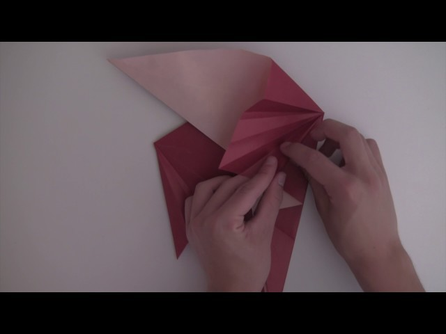 how to make an origami seahorse easy