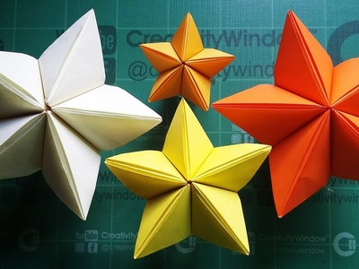 Quick and Easy: Perfectly Shaped Star for Christmas