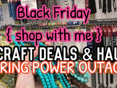 BLack Friday craft haul & Shop with me | I'm A Cool Mom