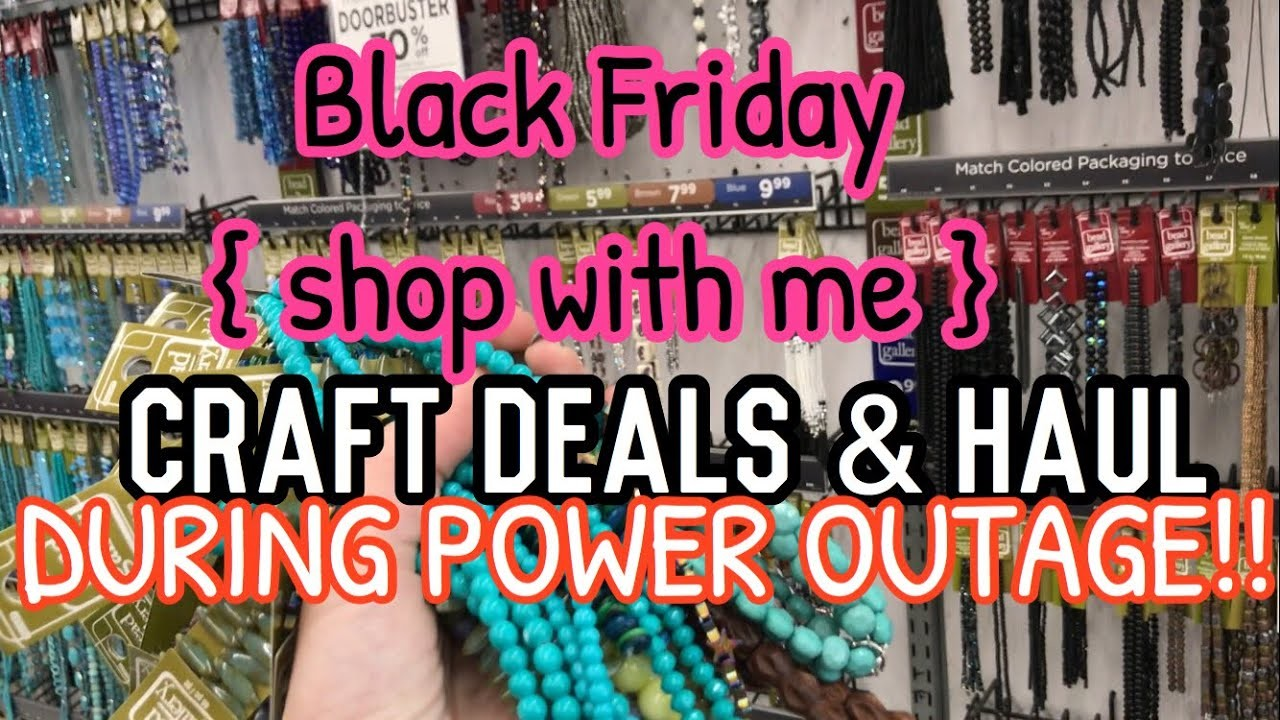 BLack Friday craft haul & Shop with me   I'm A Cool Mom