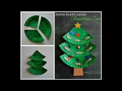 Christmas Arts and Craft ideas for children and toddlers