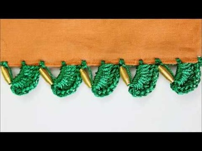 Create4you. Cross krosha making with beads.