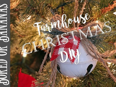 DIY Dollar Tree Christmas Decor {From Drab to Fab}