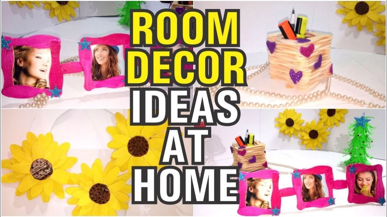 Diy Room Decorate Ideas Easy And Beautiful Craft Idea