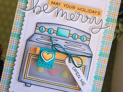 How to make an interactive gift card holder