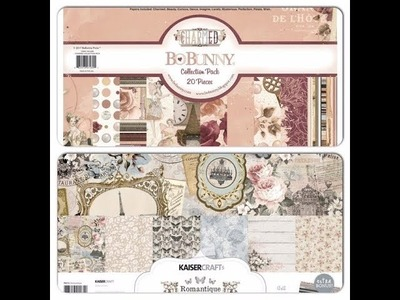 Kaiser Craft and BoBunny New Collections