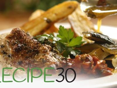 Simple one pot Chicken Italiano - By RECIPE30.com