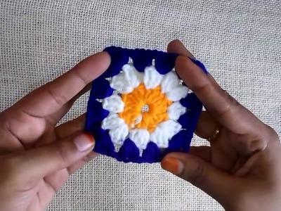 কুরুশকাঁটা||কুরুশের কাজ||corchot work||How to make corchot flower||Diy craft