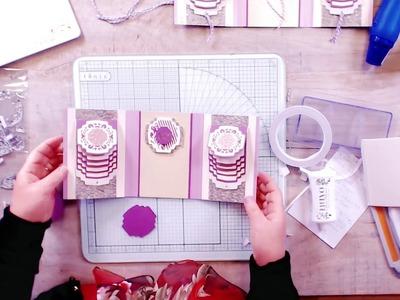 Tonic Inspiration - Tonic Monthly Craft Kit 4 - Alison Whelan