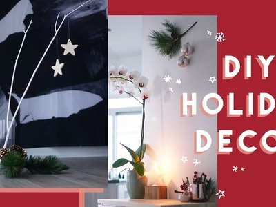 5 DIY Dollar Store Holiday Decor Ideas - Great for Small Apartments!