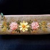 Bolsa de cosméticos handmade
