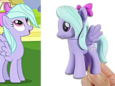 Custom My Little Pony FLITTER MLP Toy Figure DIY | SweetTreatsPonies