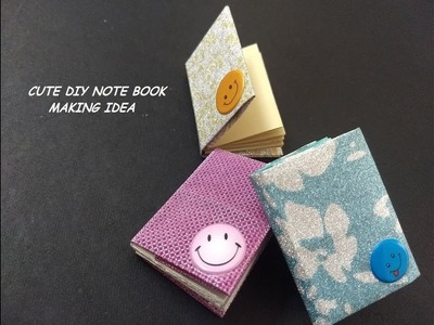 Cute DIY Notebooks making ideas for KIDS : CompleteTutorial