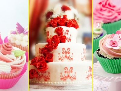 DIY CAKE DECORATIONS! 29 Amazing Cake Decorating Ideas Compilations #5