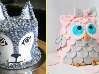 DIY CAKE DECORATIONS! Amazing Chocolate Cake Decorating Tutorial Compilation Ideas #3