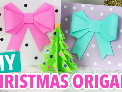 DIY Christmas Origami Projects - HGTV Handmade