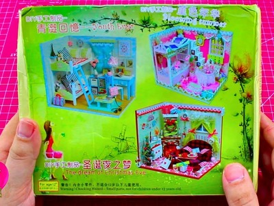 DIY Dollhouse Kits Guide and Tutorial to Assembling