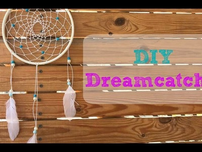 DIY Dreamcatcher | Super Easy Tutorial