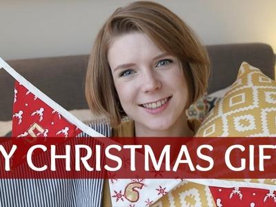 DIY Sewing Christmas Present Ideas
