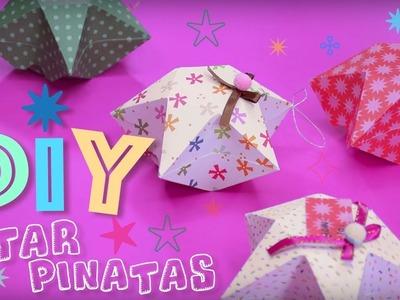 DIY Star Pinata - EZPZ ideas