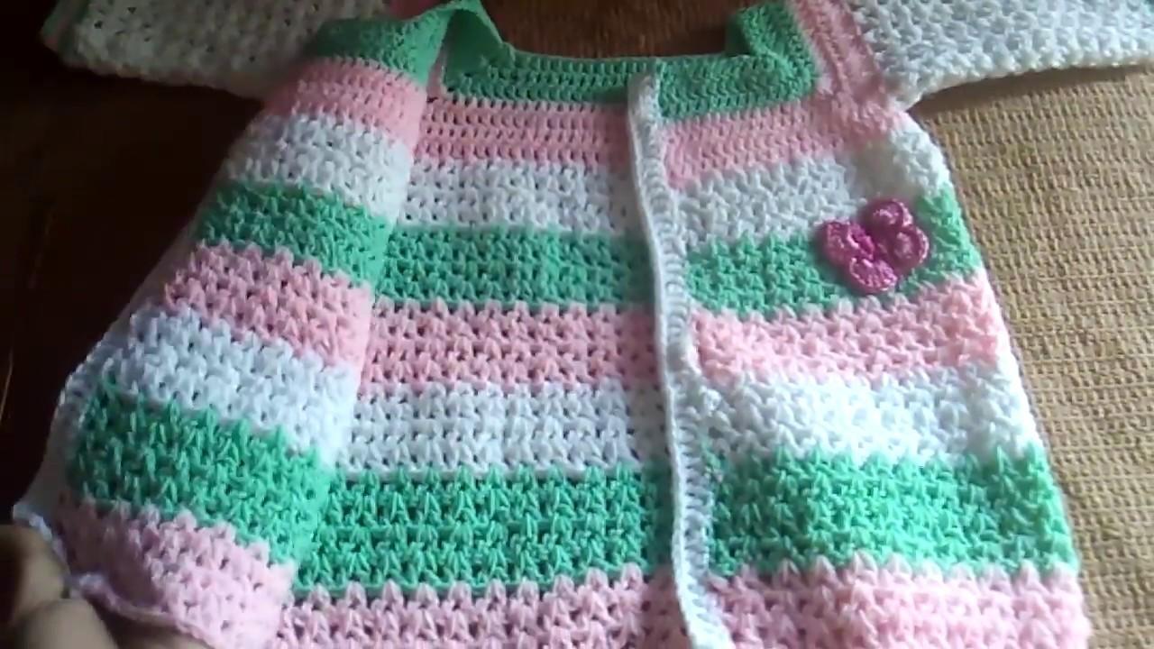 Easy crochet baby frock tutorail,#9 part-1 ||Absoulte beginners