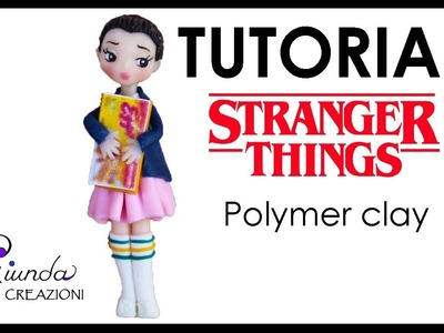 [ENG] DIY Eleven from Stranger Things in polymer clay - Fimo tutorial