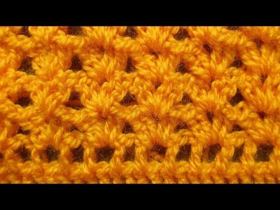 How to make a crochet design for jacket[Hindi]