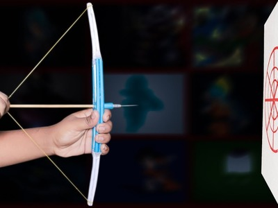 How to Make a Powerful Mini Crossbow from Paper with Trigger How to Make a Paper Crossbow