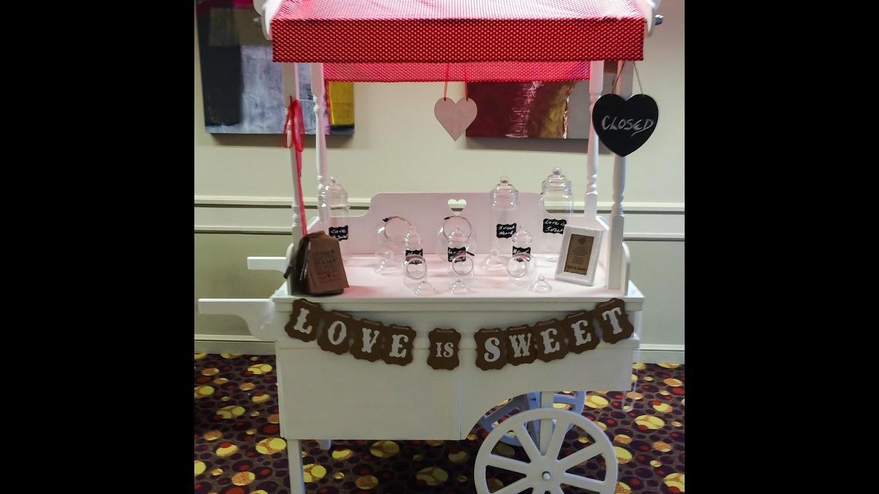 Making a Candy Cart