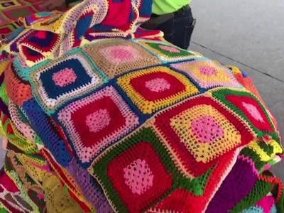 Malaysia Book Of Records: Alas Meja Jahitan Crochet terpanjang