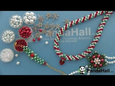 PandaHall Christmas Promotion and Easy DIY Tutorial 1