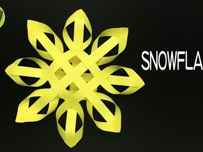 Snowflakes - DIY | Christmas | Tutorial by Paper Folds - 847